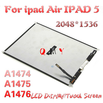 LCD 9.7 For iPad Air 1 iPad 5 A1474 A1475 A1476 LCD Display Touch Screen Replacement for iPad air iPad5 image