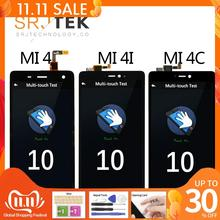 Pantalla táctil LCD Original de 5,0 pulgadas para XIAOMI Mi4, repuesto de pantalla LCD para Xiaomi Mi4C Mi 4 4C 4i Mi4i