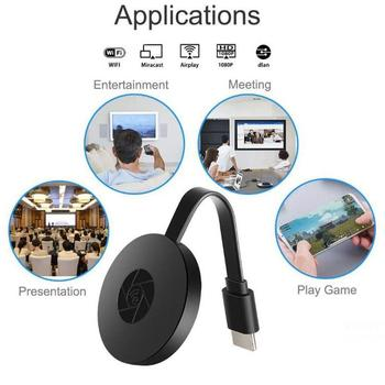HDMI Dongle Wireless Wifi TV Stick Miracast Adapter for Youtube Google Chromecast TV Turner TV Stick Screen Cast Mirror Box