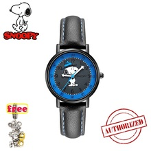 Top Brand SNOOPY official Watch boys girls watch