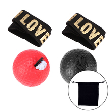 Boxing-Ball Exercise-Accessories Training Burn Performance Body-Shape Get Convenient