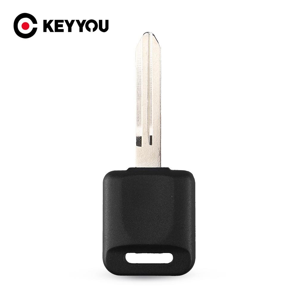 Новинка, чехол KEYYOU для автомобильного ключа с транспондером, чехол для ключа Nissan, бесплатная доставка