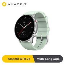 2021 глобальная версия Amazfit GTR 2e, умные часы с функцией ответа на вызов при давлении до 5 ATM Фитнес отслеживания Большой Батарея Смарт-часы для ...