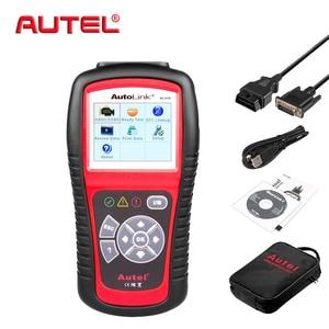 Image 1 - Autel Autolink AL519 Verbeterde OBD2 Auto Scanner Code Reader Tool Grafieken Gegevens