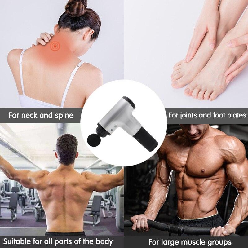 vibração profunda alívio da dor moldar equipamento