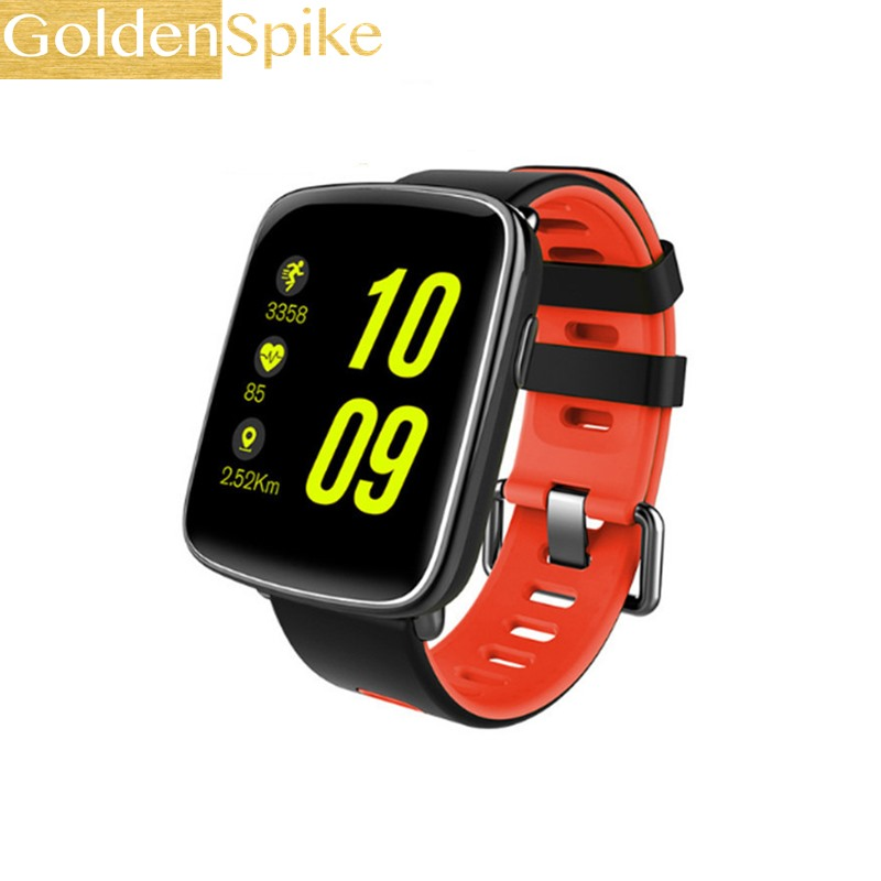 Hot GV68 PK dm58 Smart Watch IP68 Waterproof Bluetooth SmartWatch Heart Rate Monitor Remote Camera For