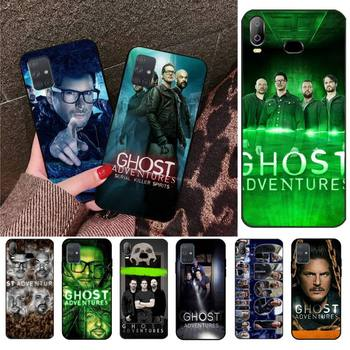 NBDRUICAI American documentary Ghost Adventures Luxury Design Phone Cover For Samsung A10 A20 A30 A40 A50 A70 A71 A51 A6 A8 2018 image