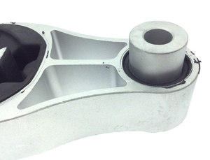 Image 2 - original for Mercedes BENZ smart fortwo engine foot rubber gearbox bracket hanging glue A 4512400109