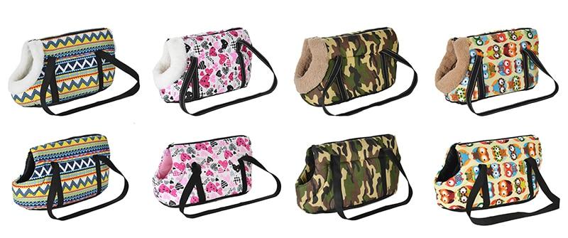Pet Travel Sling Bag Carrier Image