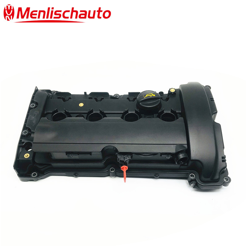 1PC V759886280 Engine Cylinder Valve Cover & Gasket V759886280 For Peugeot 207 208 308 508 3008 5008 Citroen C4 C5 1.6T DS 5