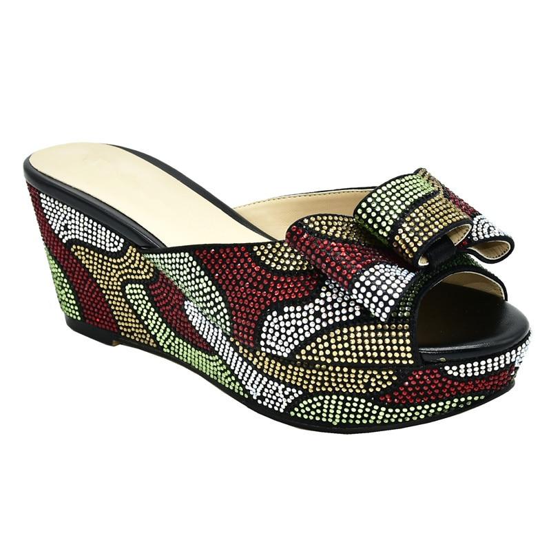 High Quality African Wedding Shoe