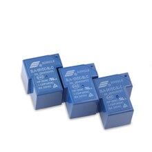 20PCS/lot Power relays SLA 05VDC SL C SLA 12VDC SL C SLA 24VDC SL C 5V 12V 24V 30A 6PIN T90