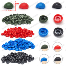 Military Berets Equipment Building Blocks Piece Pubg Diy Special Forces Figures Weapons Model moc christmas gifts toys