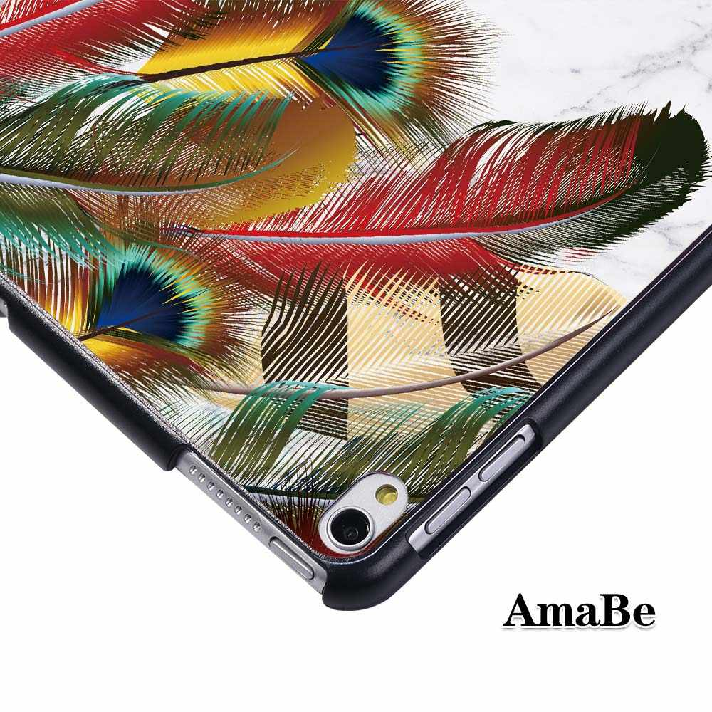"Drop Resistance Tablet Case for  IPad Air 3 10.5"" (2019)/ IPad Pro 2nd Gen 10.5 Inch Feather Hard Shell Case Cover"