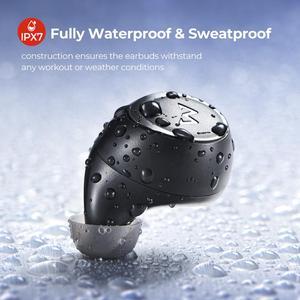 Image 4 - Mpow M7 tws ワイヤレスイヤホン iPX7 防水の bluetooth 5.0 30h 再生時間 USB C 充電 11 xs × サムスン xiaomi 9