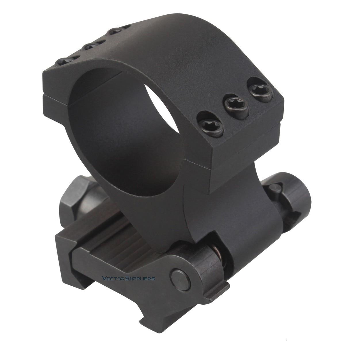 Vetor optics30mm flip para o anel de