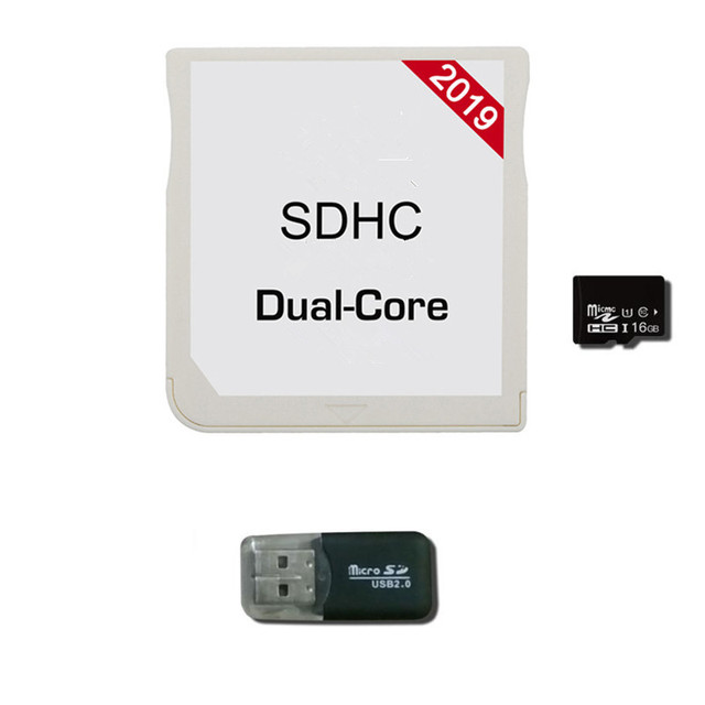 dual cor 16g tf card