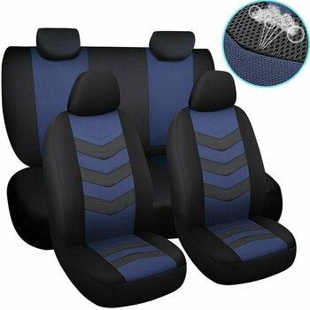 Car Seat Cover Universal Auto Car Covers for Suzuki Alto Ciaz Escudo Grand Vitara Nomade Sidekick Kizashi Liana S-cross Sx4
