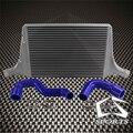 Тюнинг конкурс интеркулер комплект Подходит для Audi A4 B8 A5 B8 2 7/3 0 TDI 08-12 синий