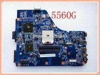 Para acer aspire 5560 5560g notebook 48.4m702.011 placa mãe mb. rup01.001 mbrup01001 100% trabalhando motherboard motherboard motherboard for acer aspire motherboard for notebook -