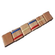 Структурная забавная игрушка флип доска деревянная slipboard