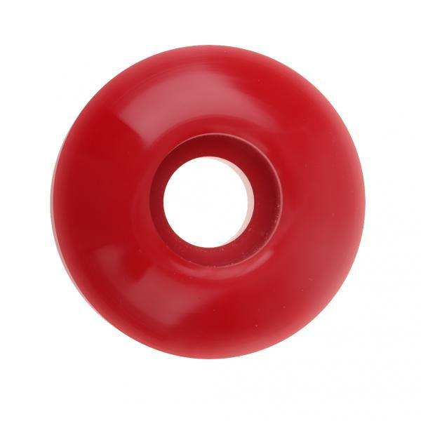 100A Children's Cruiser Longboard Skateboard Kick Scooter PU Wheels Red For Skate Scooter