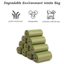 Кошачий мешок для собак разлагаемый экологичный домашних животных