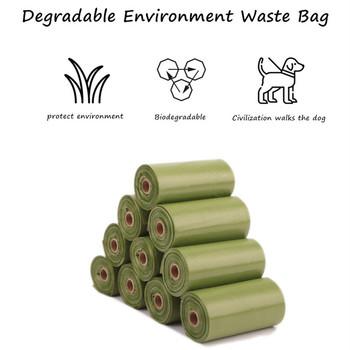 Kot torba na odchody psa ulegające degradacji środowiska zwierzęta domowe są worek na odpady na świeże powietrze dla zwierząt domowych odchody torba dla zwierząt domowych na śmieci środki czystości tanie i dobre opinie Pooper Scoopers i Torby A96851 Pop bags