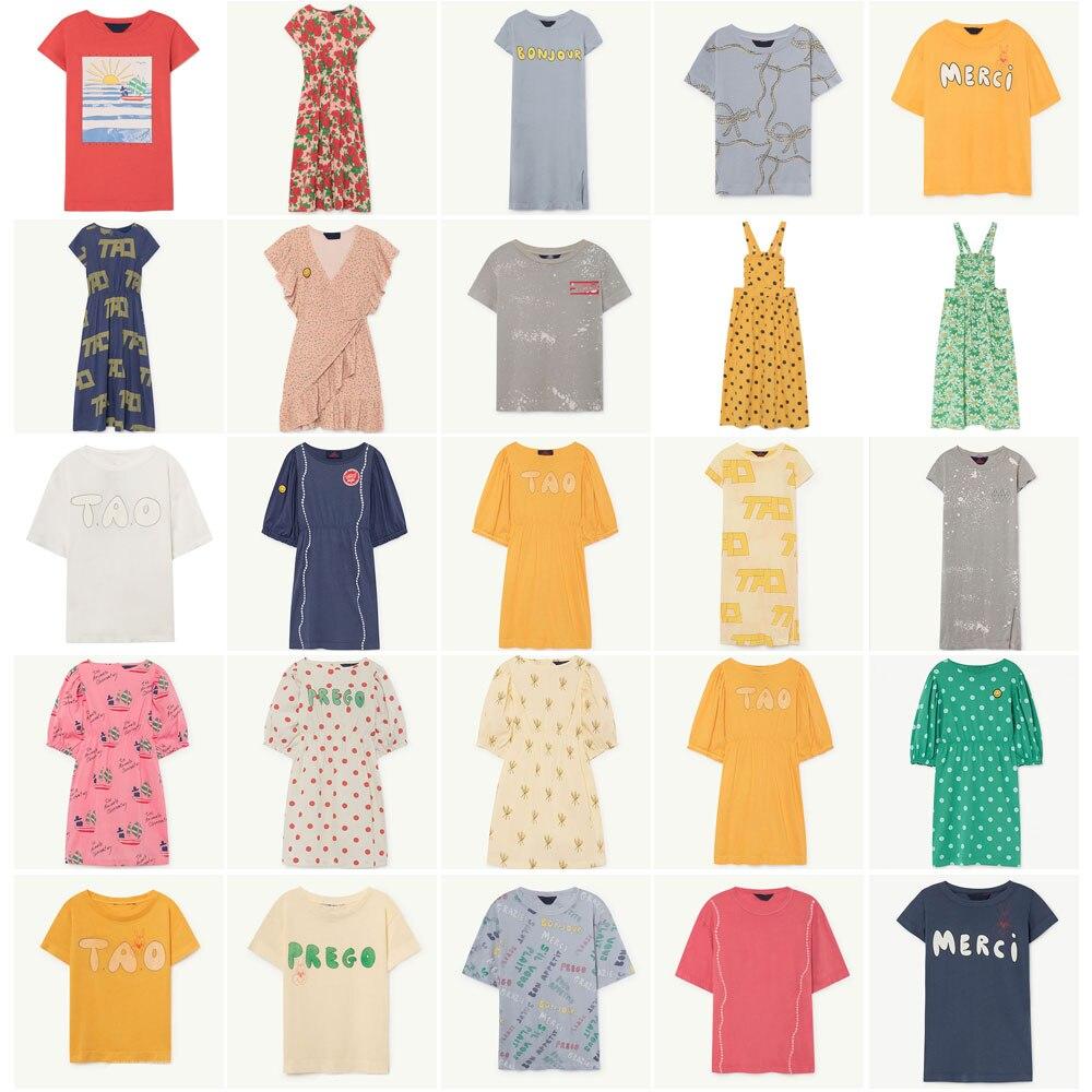 BOBO 2019 NEW TAO Dress For Kids Girls