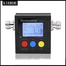 SURECOM SW-102 N typ 125-525Mhz VHF/antena UHF moc i SWR miernik cyfrowy VHF/UHF SWR i watomierz mocy