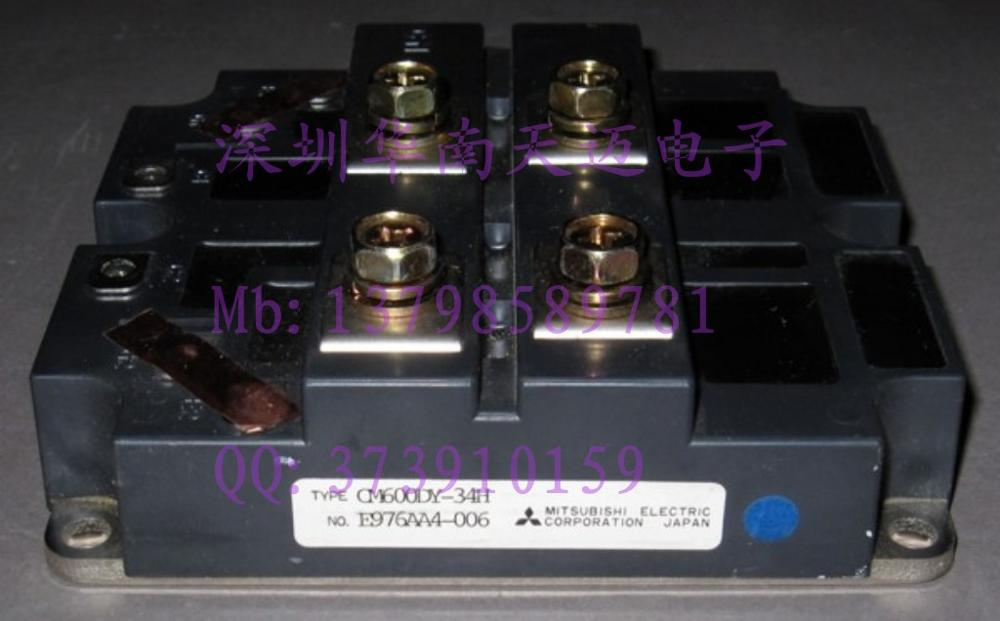 Japón caliente 600A1700V CM600DY 34H módulos de energía IGBT HNTM