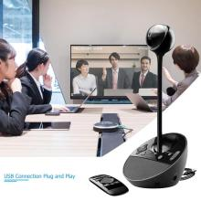 Logitech BCC950 Webcam Video Conference Full HD 1080p With Microphone