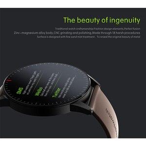 Image 2 - Kaihai smart watch睡眠スマートウォッチ心拍数モニター健康フィットネストラッカーストップウォッチinteligenteアンドロイドios用