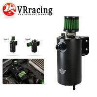 VR-Universal Air Separador de Óleo Catch Pode Retornar a Diesel e Motor A Gasolina de Dois AN4 & AN10 Capacidade de 240mL VR-TK95