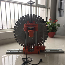 Multifunction Construction Site Equipment Electric Slab Wall Saw Hydraulic Groove Wall Concrete Curb Cutting Machine Wire Saw