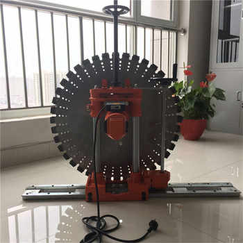 Multifunction Construction Site Equipment Electric Slab Wall Saw Hydraulic Groove Wall Concrete Curb Cutting Machine Wire Saw - DISCOUNT ITEM  8% OFF All Category