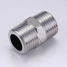 2 PCS DN15 diameter 20mm Fitting Quick Adapter 1/2 BSP Male Thread Water, oil and gas Connector