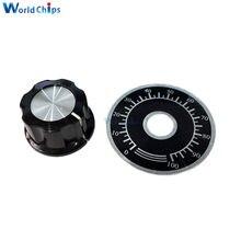5 pçs/lote MF-A03 6MM interruptor botão Potenciômetro chapéu RV24YN20S RV30YN20S WX112 WX050 WTH118 WH118 WX111 WX030 WX110 WX010