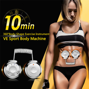 VE Sport Body Liposuction Machine Belly Arm Leg Fat Burning Body Shaping Slimming Massage Fitness At Home Office Shop