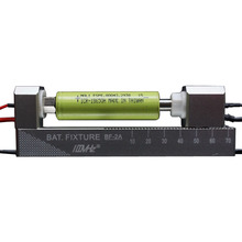 High current BF-2A double self-locking CNC aluminum alloy four-wire battery holder 18650 battery holder DIY battery
