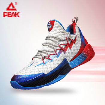 basketball shoes men s shoes discount parker ii tp9 signature boots spring breathable sports shoes e44323a peak PEAK Lou Williams Professional Men's Basketball Shoes Cushioning Breathable PEAK Sports Shoes Outdoor Gym Training Sneakers