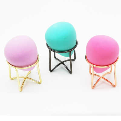 Sponge Holder Cosmetic Puff Display Stand Powder Puff Blender Drying Holder Storage Bracket Make Up Puff Holder Beauty Tools