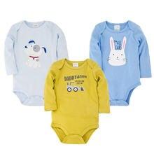 Roupa de bebe/3 предмета; Одежда для новорожденных; 100% хлопок;