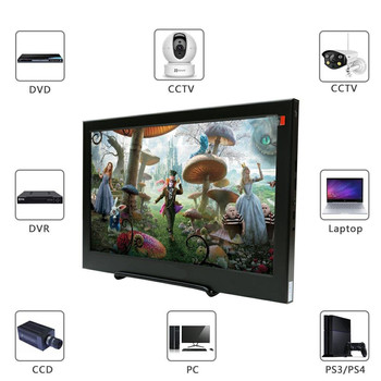 13.3 Inch Ultra Thin Computer Display 1920x1080 Full HD IPS with HD MI Type-C for NS Dock Free portable lcd monitor
