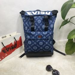 2020 Evisu настоящий рюкзак без названия бренда Tide для мужчин и женщин сумка на плечо высокое качество школьная сумка мужские прямые брюки
