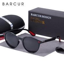 Barcur трендовые tr90 поляризованных солнцезащитных очков Для