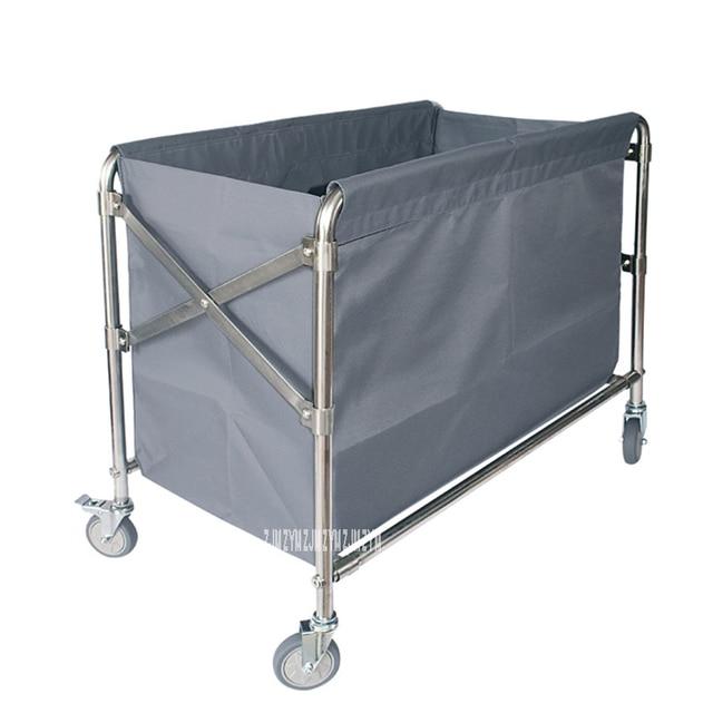 Stainless Steel  Folding Trolley  3