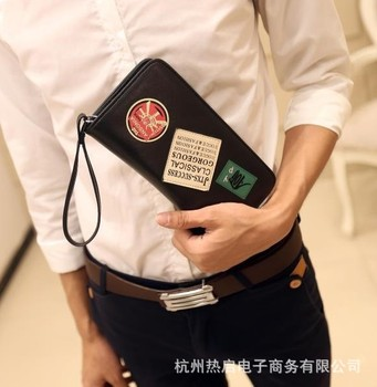 Мужские и женские длинные продажи многофункциональный досуг кошелек Клип Dorcas кошелек для хипстеров lykj-yx
