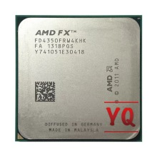 Processore CPU Quad-Core AMD fx-series FX4350 FX-4350 FX 4350 4.2 GHz 125W-Socket AM3