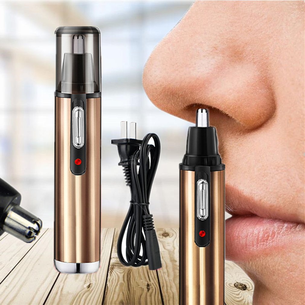 Multi Electric Shaving Nose Hair Trimmer Nose Clipper Ear Face Clean Trimmer Razor Removal Shaving Nose Trimmer Face Care Tool